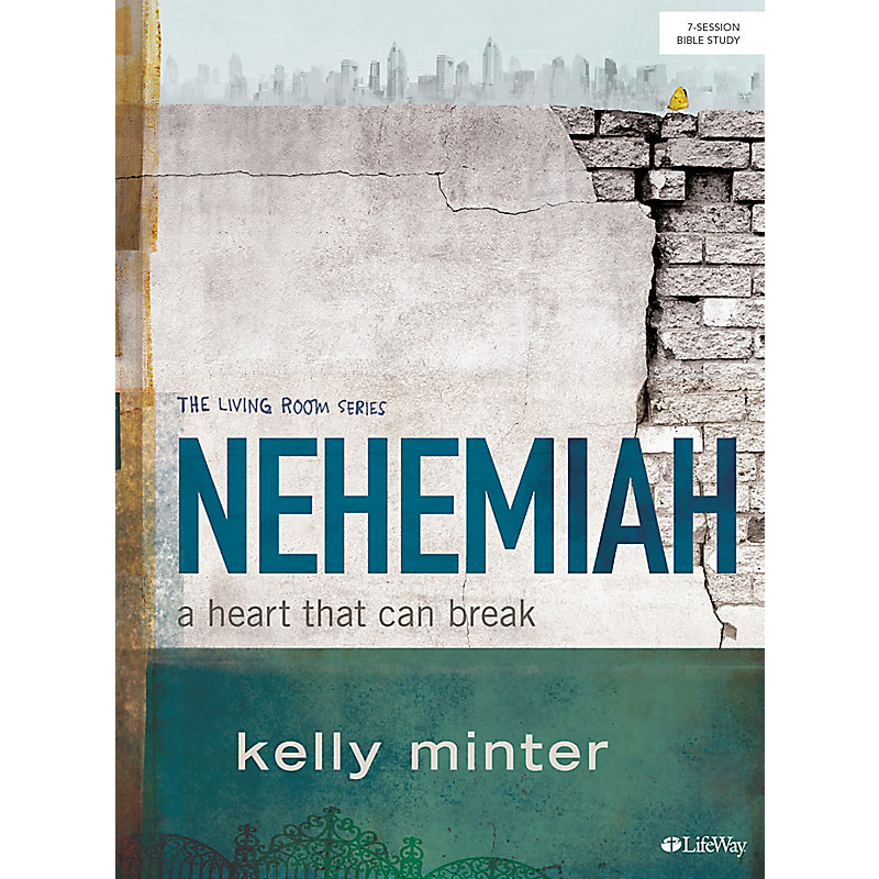 Nehemiah - Bible Study eBook - Updated