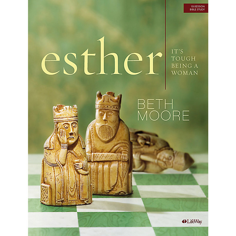 Esther - Bible Study eBook - Updated