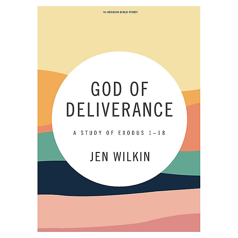 God of Deliverance - Bible Study eBook