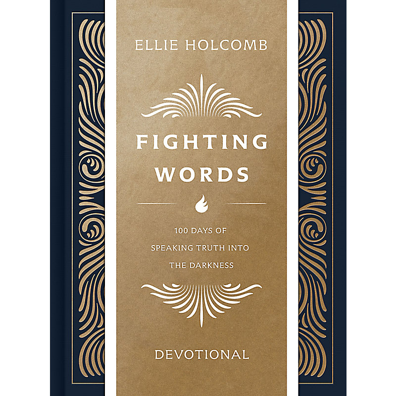 Fighting Words Devotional