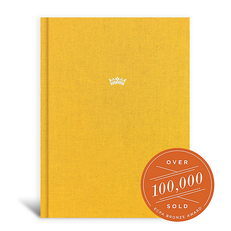 CSB Tony Evans Study Bible, Goldenrod Cloth over Board Indexed