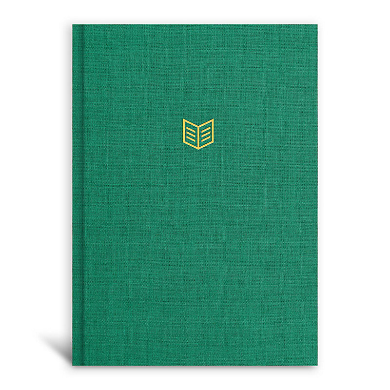 CSB She Reads Truth Bible, Emerald Cloth over Board (Limited Edition)
