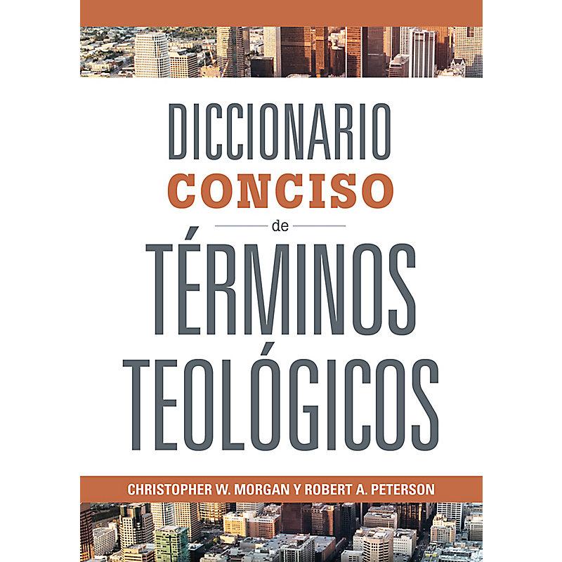 Diccionario Conciso de Términos Teológicos