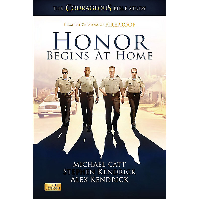 Honor Begins at Home - Bible Study eBook