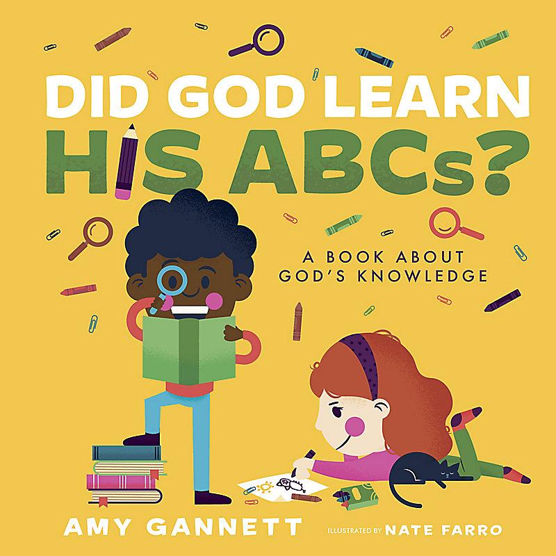 Did God Learn His ABCs?