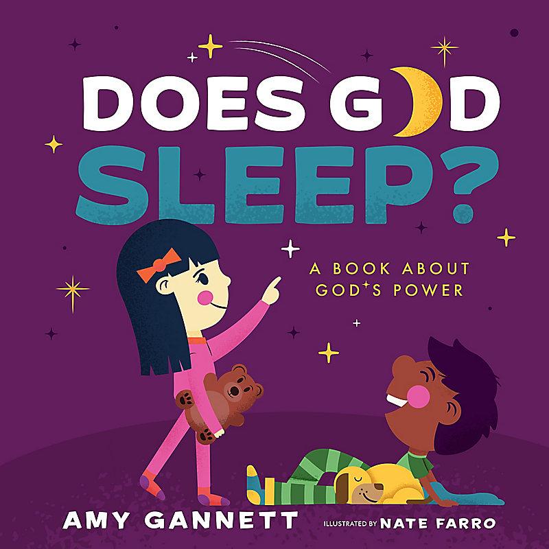 Does God Sleep?