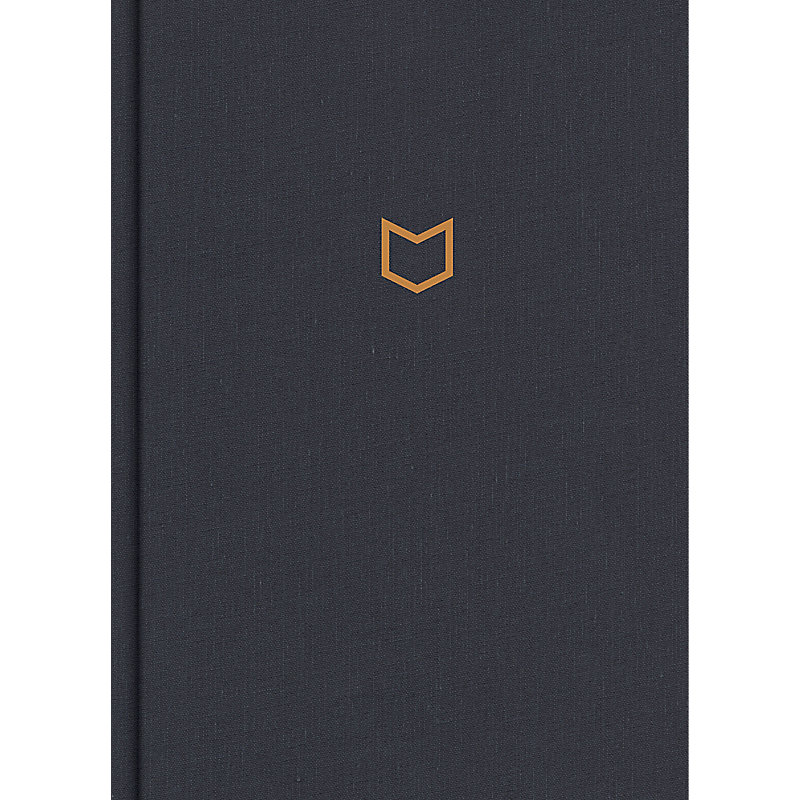 CSB He Reads Truth Bible, Midnight Cloth-Over-Board, Indexed (Limited Edition)