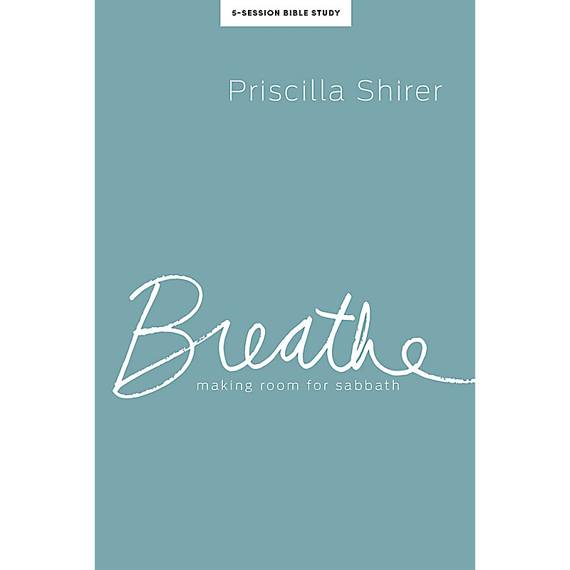 Breathe - Study Journal eBook