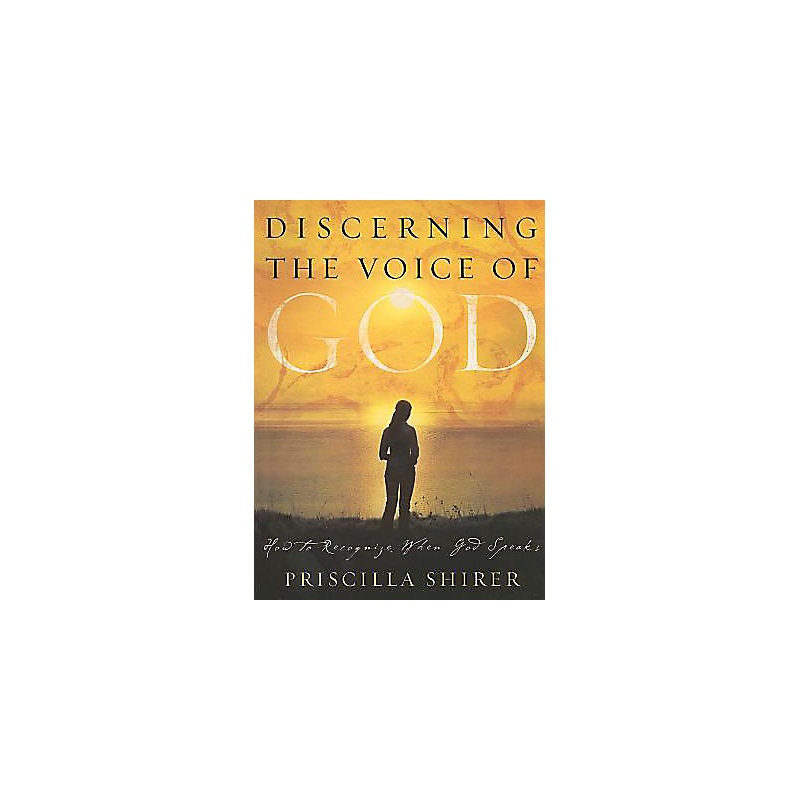 Discerning the Voice of God (2006 edition) - Bible Study Book