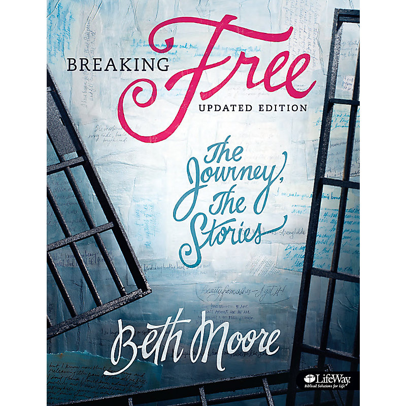 Breaking Free - Bible Study eBook