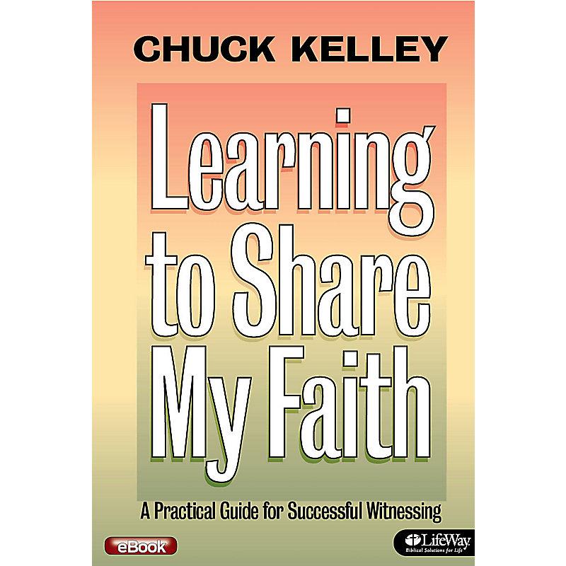 Learning to Share My Faith - eBook