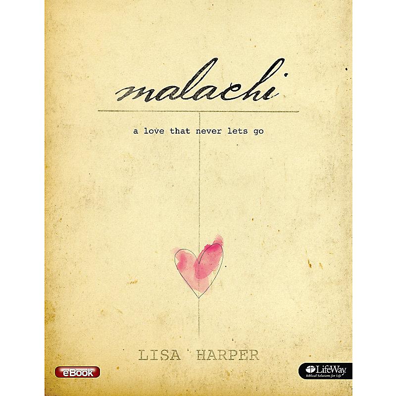 Malachi - Bible Study eBook