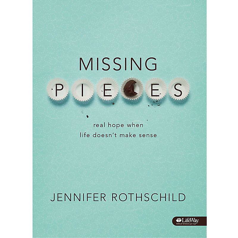 Missing Pieces - Bible Study eBook