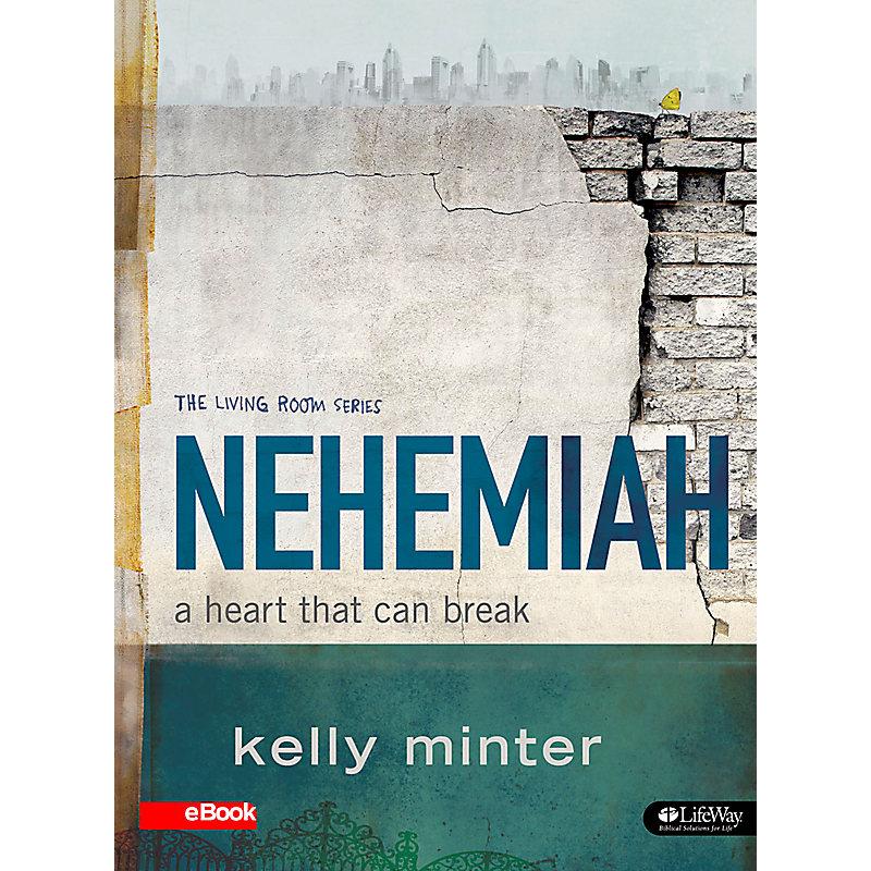 Nehemiah - Bible Study eBook