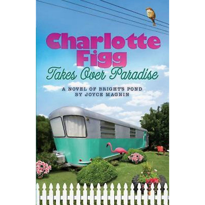 Charlotte Figg Takes Over Paradise