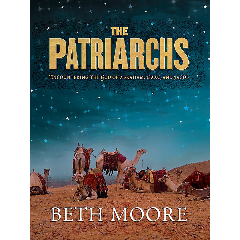 The Patriarchs - Bible Study Book