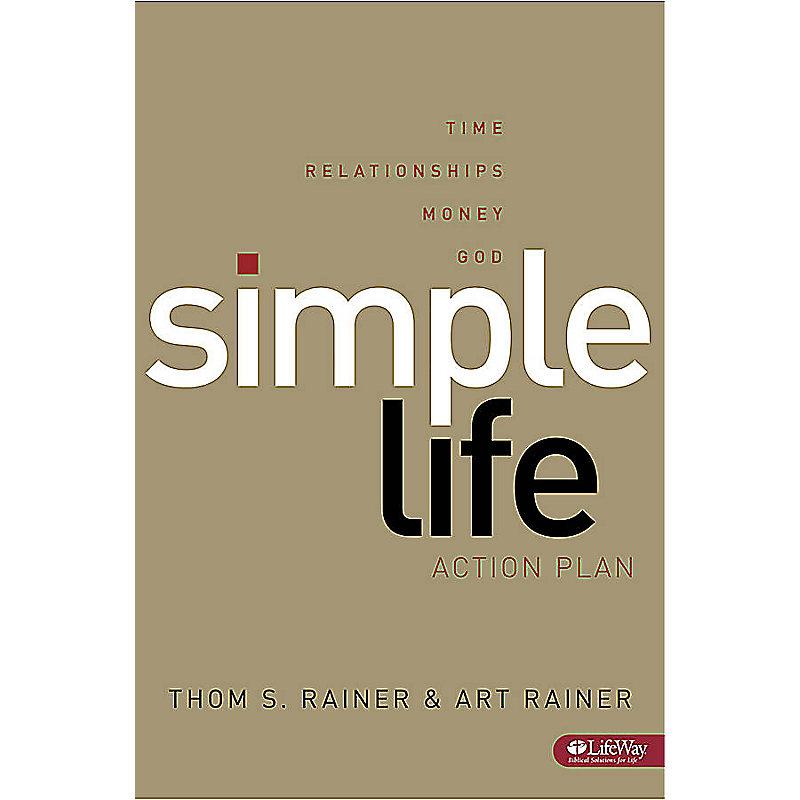 Simple Life Action Plan - Member Book