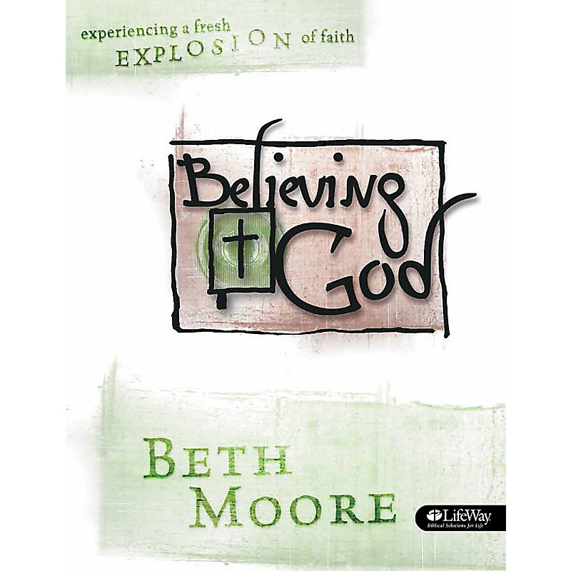 Believing God - Bible Study Book - eBook