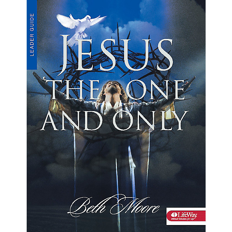 Jesus the One and Only - Leader Guide - eBook