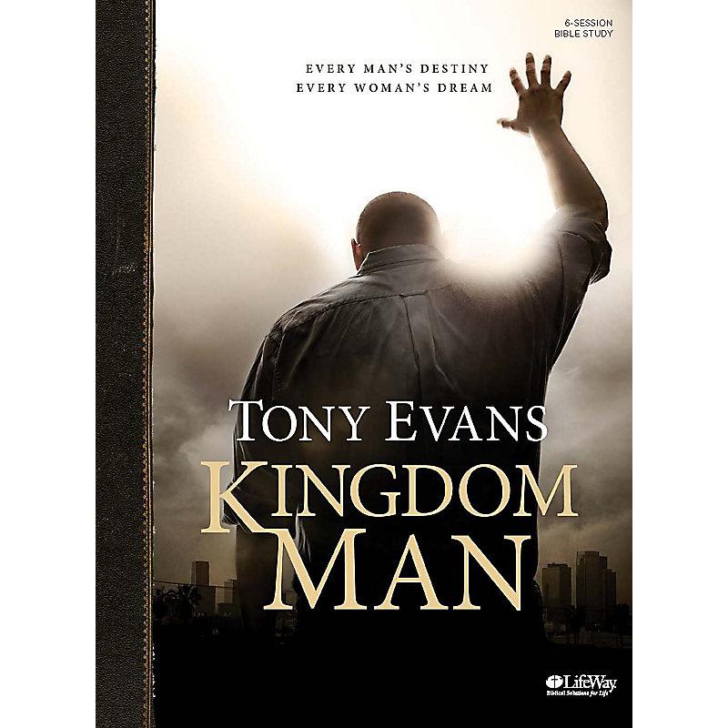 Kingdom Man Bible Study - eBook
