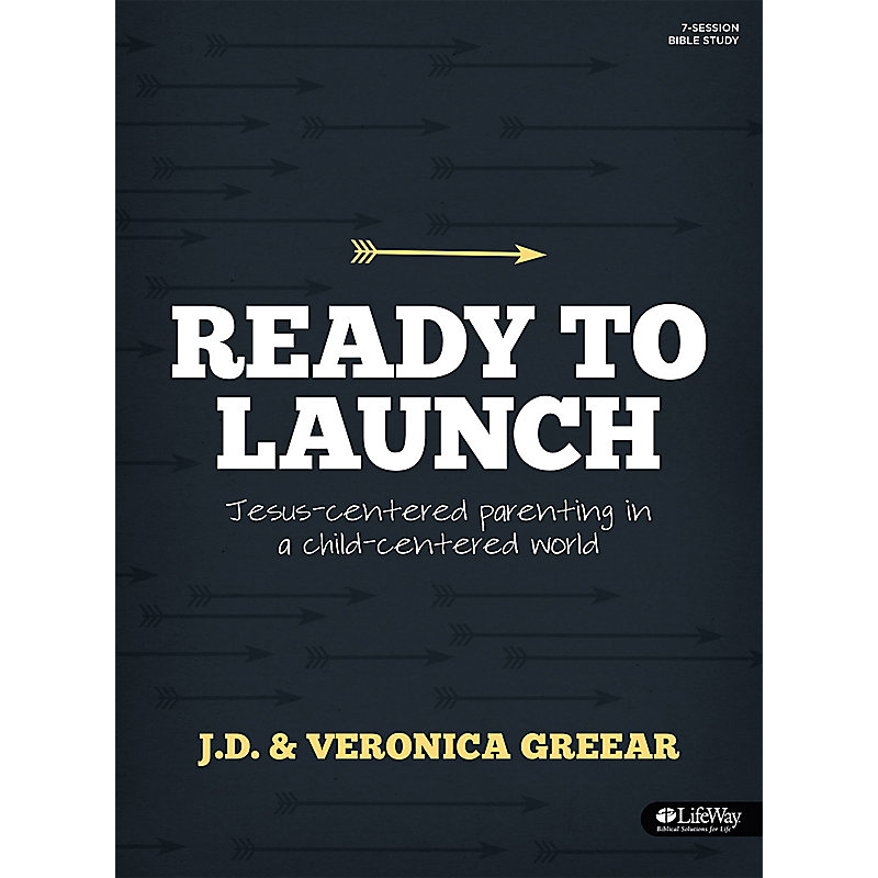 Ready to Launch - Bible Study eBook