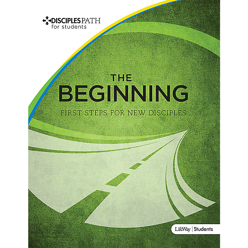 The Disciples Path: The Beginning Student Book E-book