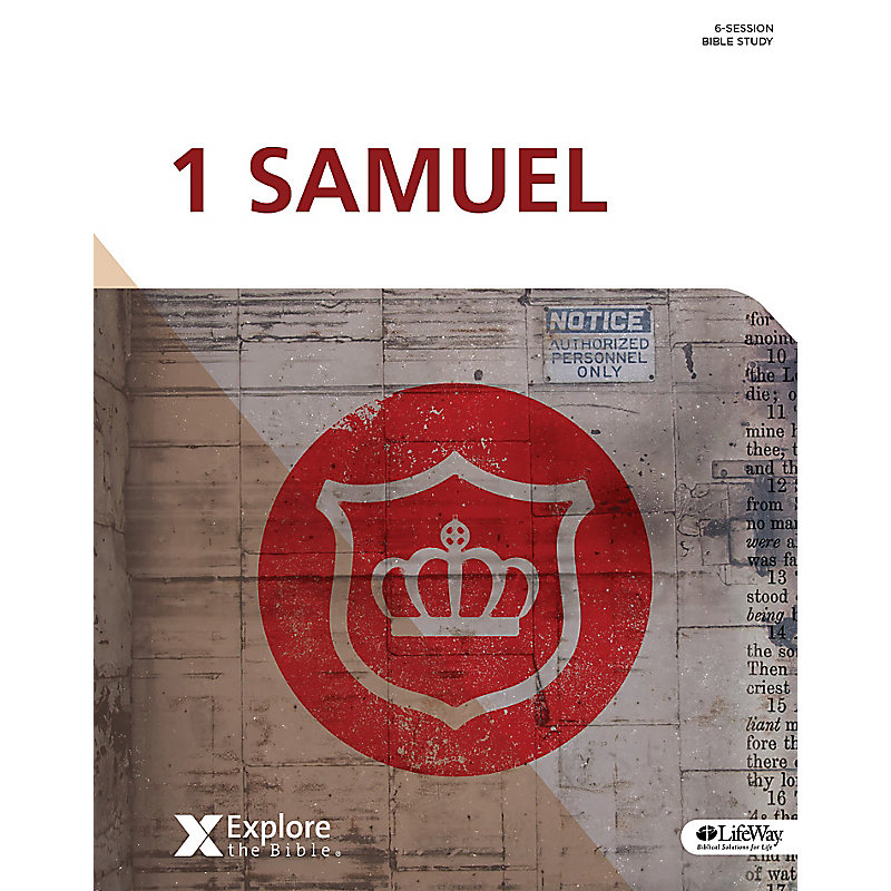 Explore the Bible: 1 Samuel eBook