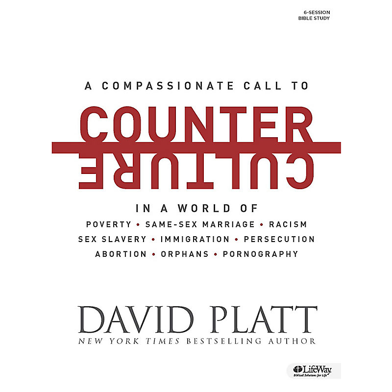 Counter Culture Bible Study Book