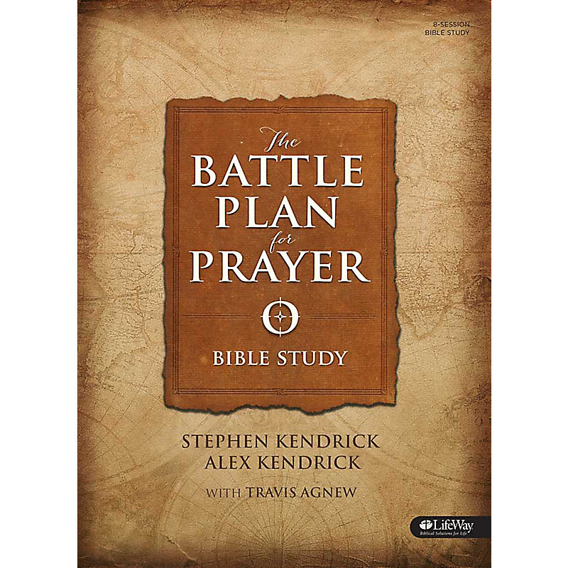 Battle Plan for Prayer - Bible Study eBook