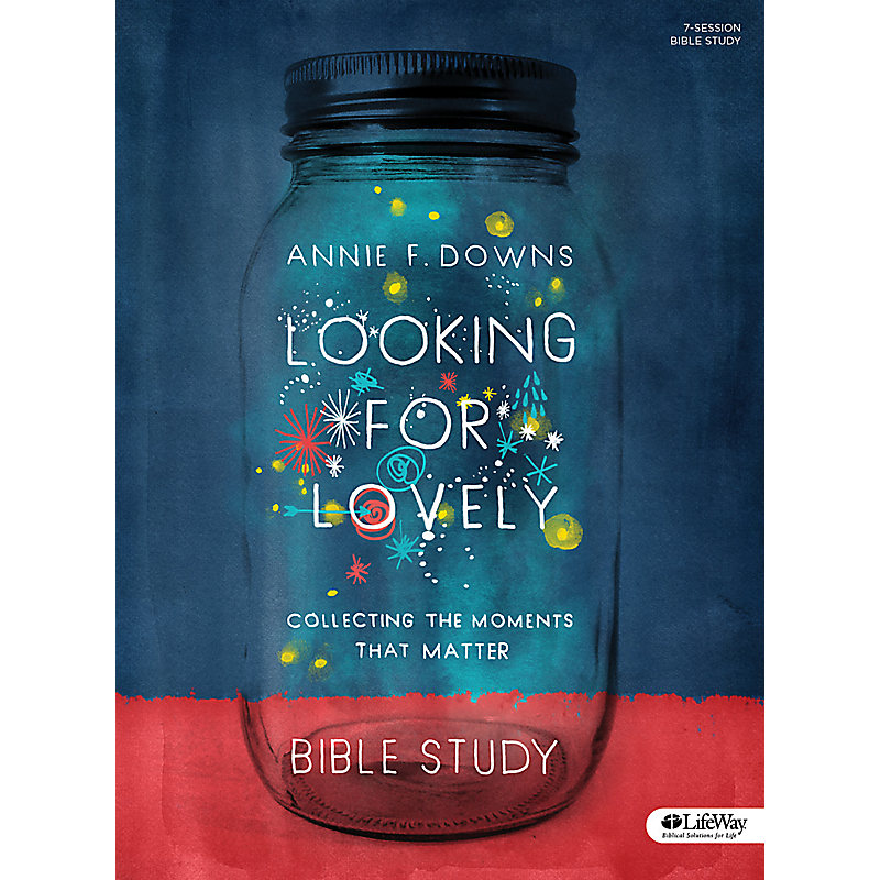 Looking for Lovely - Bible Study eBook