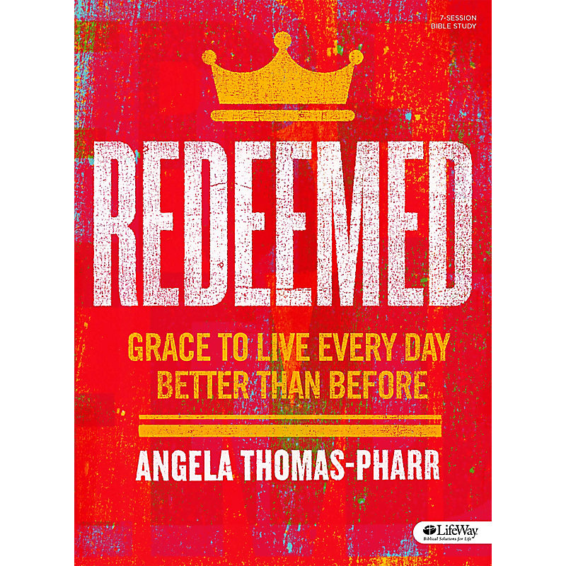 Redeemed - Bible Study eBook