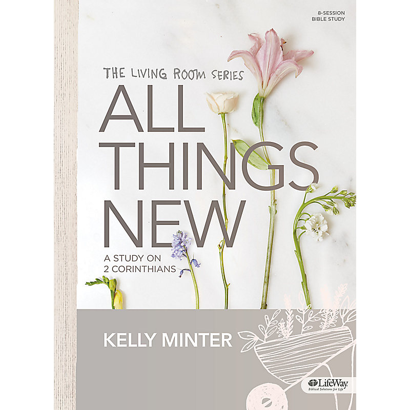 All Things New - Bible Study Ebook