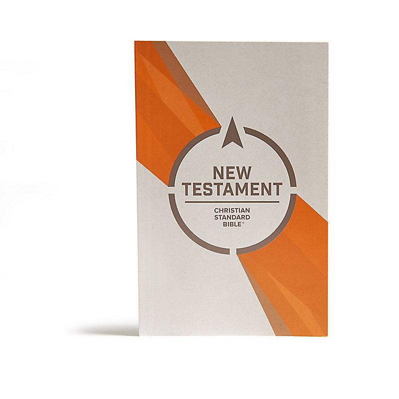 CSB Outreach New Testament
