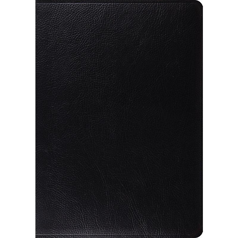 ESV Study Bible (Black)