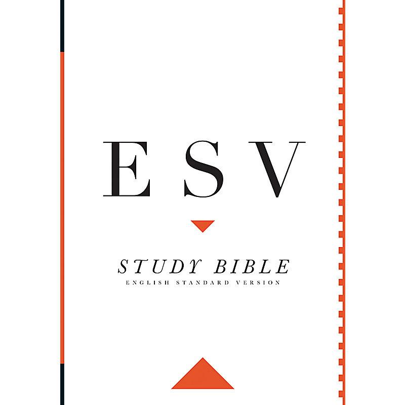 ESV Study Bible (Indexed)