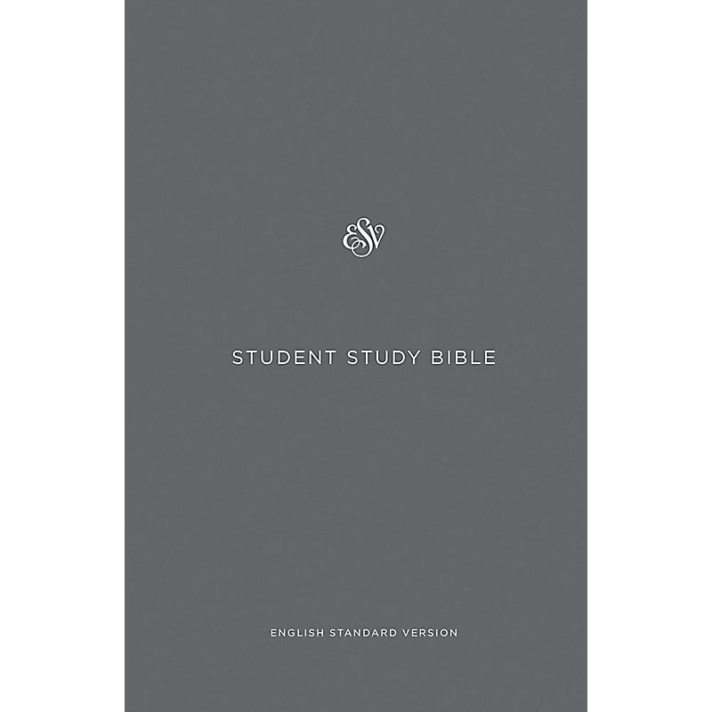 Student Study Bible-ESV