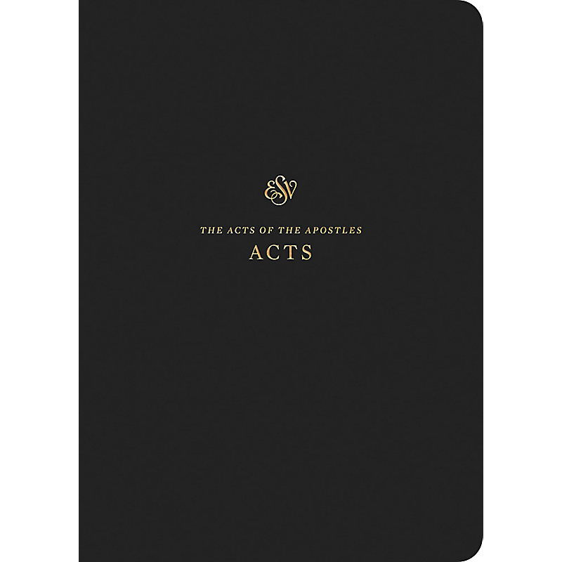 ESV Scripture Journal: Acts
