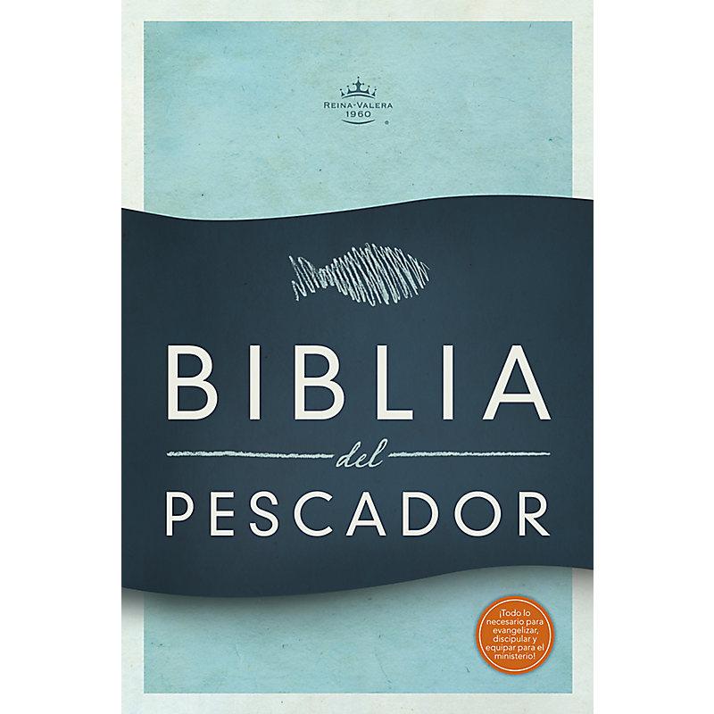RVR 1960 Biblia del Pescador, tapa suave