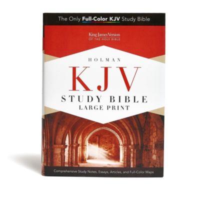 Bible KJV | King James Version Bible | LifeWay