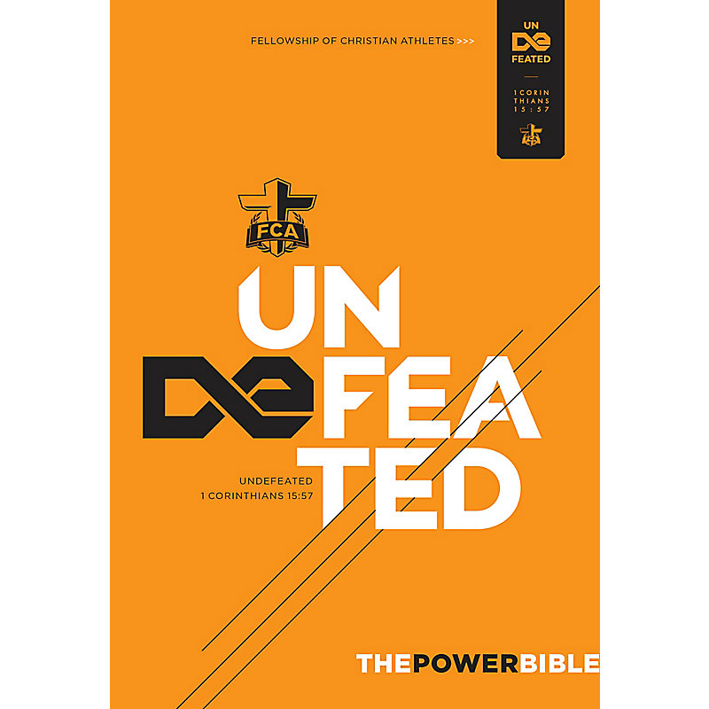 The Power Bible: Undefeated Edition