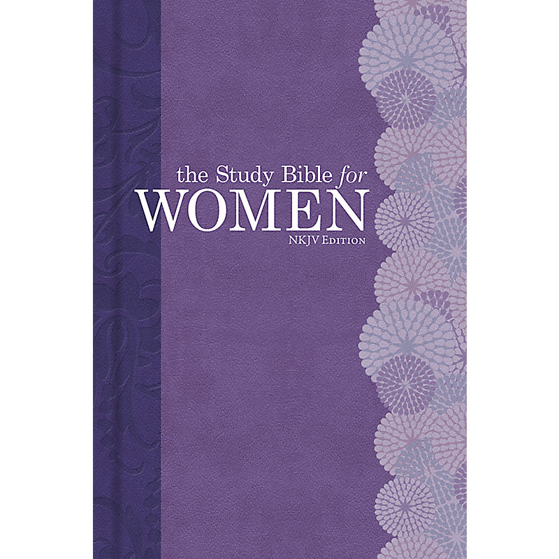 The Study Bible for Women, NKJV Personal Size Edition Hardcover
