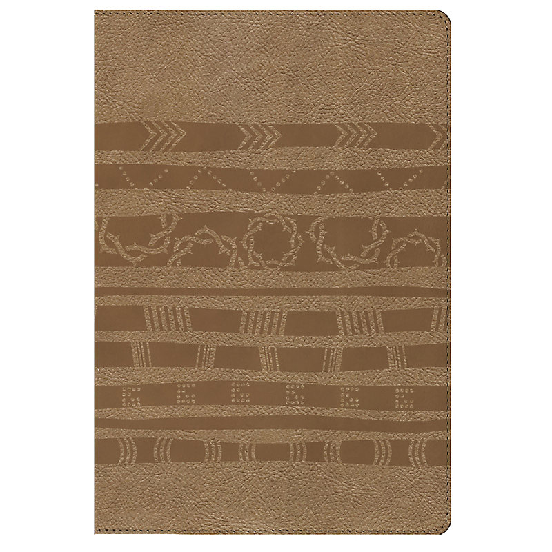 NKJV Essential Teen Study Bible, Personal Size, Aztec