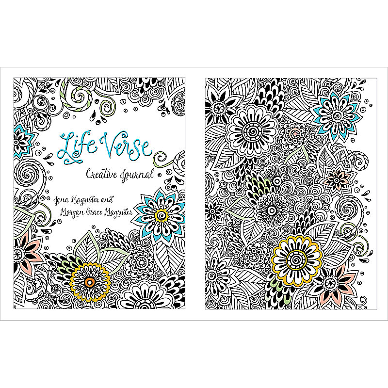 Life Verse Creative Journal set