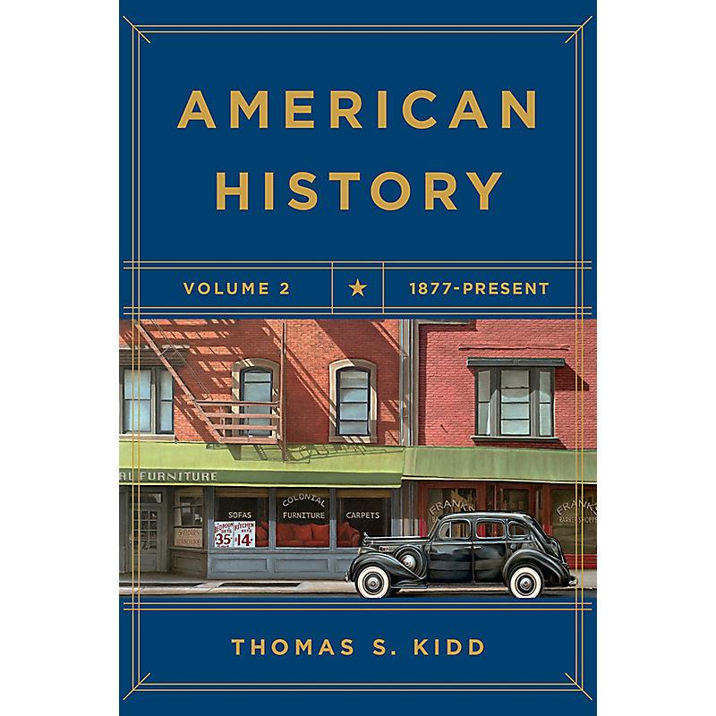 American History, Volume 2