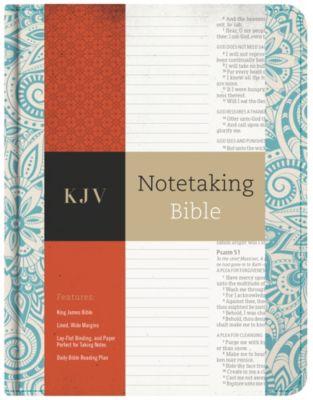 Journaling Bible | ESV, CSB, NIV, KJV | LifeWay