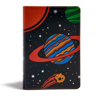 CSB Kids Bible Space LeatherTouch