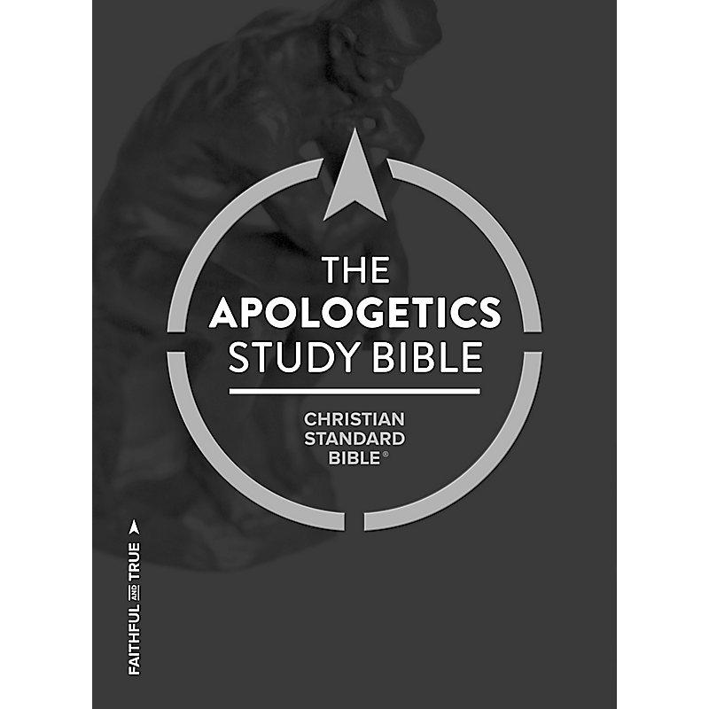 CSB Apologetics Study Bible