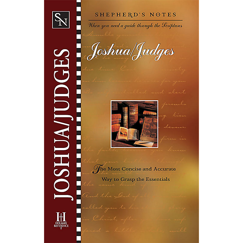 Joshua and Judges