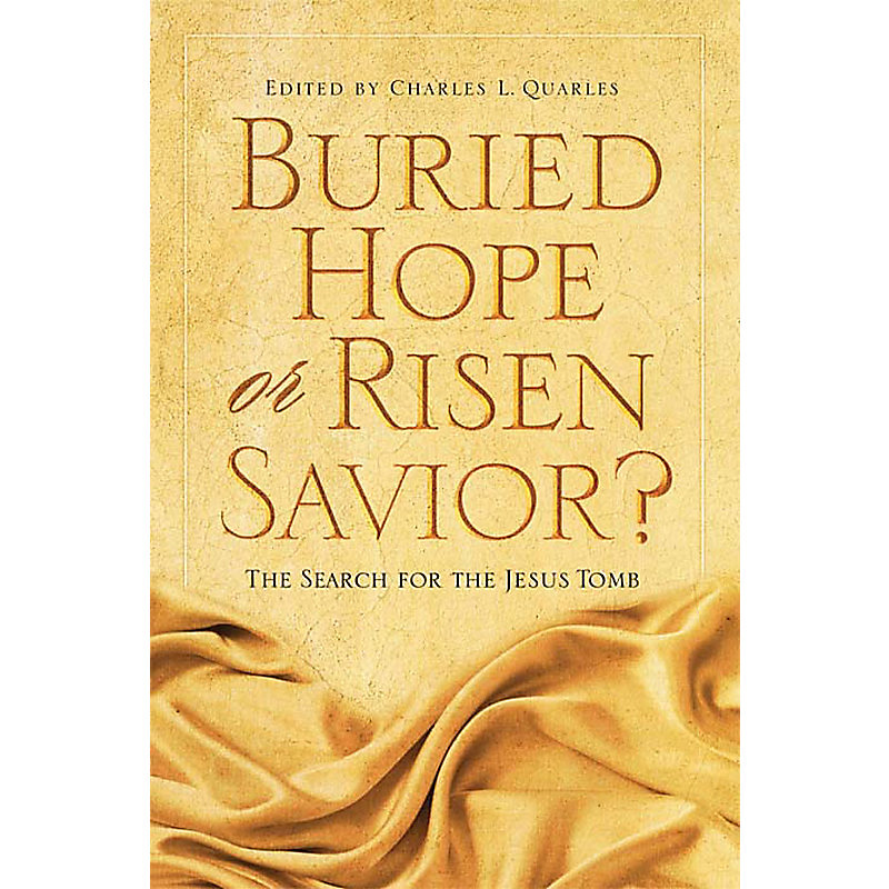 Buried Hope or Risen Savior