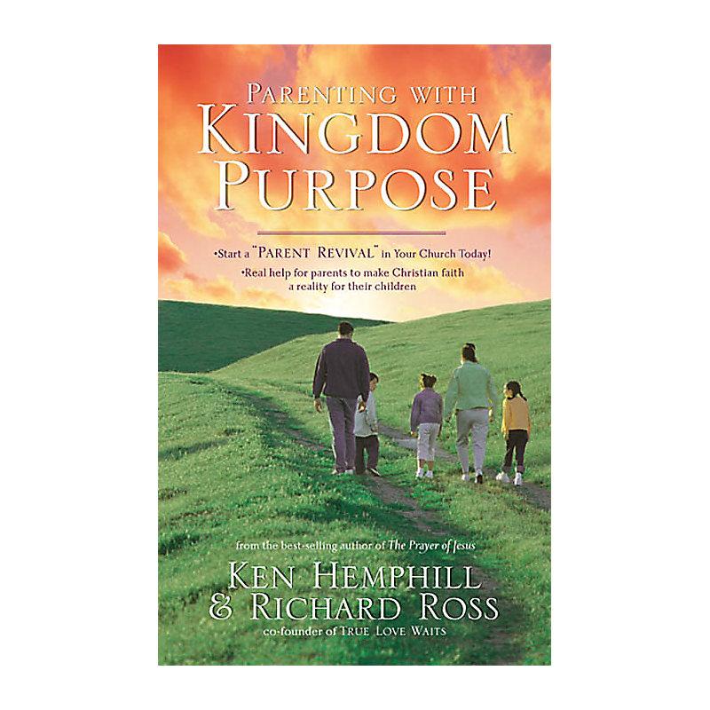 Parenting with Kingdom Purpose